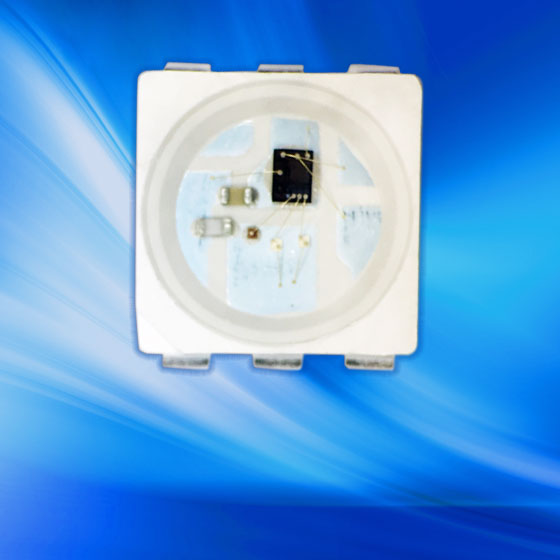 LED with Integrated Control Circuit